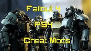 9 Best Fallout 4 PS4 Cheat Mods Slide 2 Fallout 4