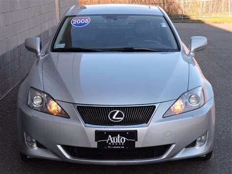 lexus cars 2008 used 2008 lexus is 250 nav at auto house usa saugus