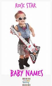 Rock Star Baby Laufstall : 118 best images about cool baby names on pinterest top boy names top 100 names and one hit wonder ~ Frokenaadalensverden.com Haus und Dekorationen