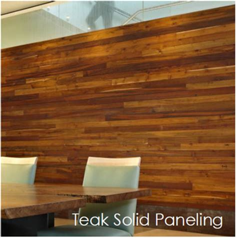 riverwood flooring and paneling reclaimed teak special offer