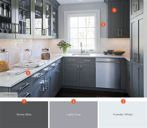 color schemes for kitchens with cabinets 20 enticing kitchen color schemes shutterfly