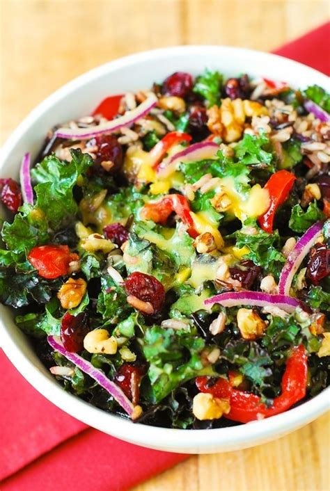 30 Best Thanksgiving Side Salads - Best Diet and Healthy Recipes Ever | Recipes Collection
