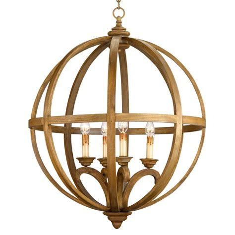 orbit chandelier drexel orb curved wood pendant chandelier l 32 inch