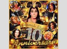 Allanah Starr's Saturday TS Party 10th Year Anniversary