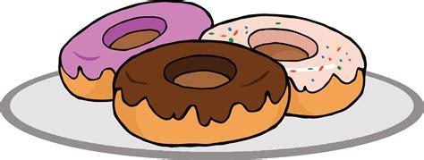 Donut Clipart Doughnut Clipart Pencil And In Color Doughnut Clipart