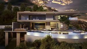 beautiful, modern, and, contemporary, home, concept, design