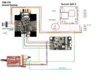 Need Help Wiring Tramp Runcam Split Matek