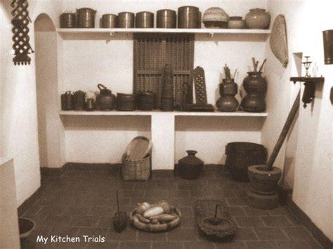 traditional indian village kitchen design