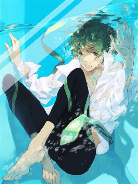 Free Iwatobi Swim Club Makoto Lock Screen Anime Lock