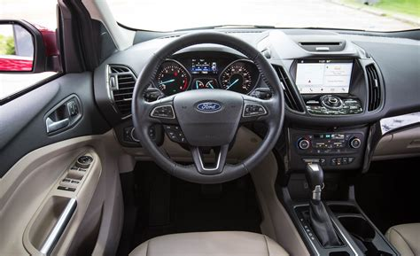 ford escape interior 2017 ford escape cars exclusive and photos updates