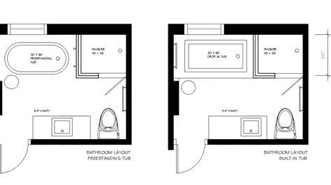 small bathroom layout  tub  shower ideas youtube