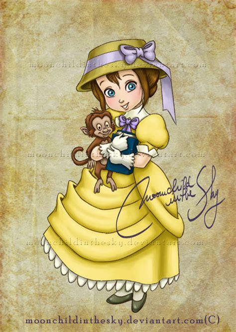 adorable recreations   disneys princesses