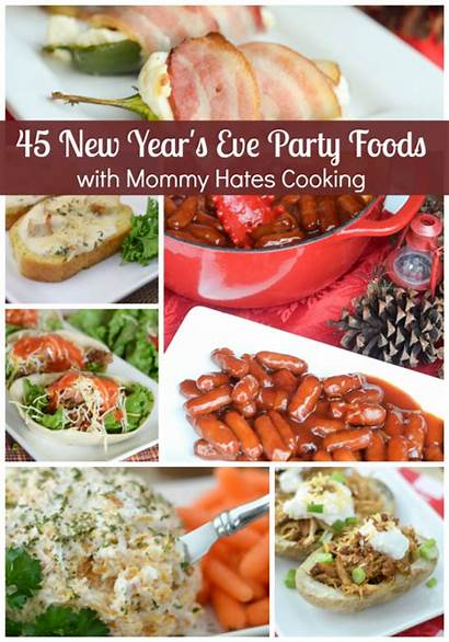 Eve Party Recipe Foods Main Parties Cooking