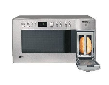 toaster on top of microwave compact microwave tuvie