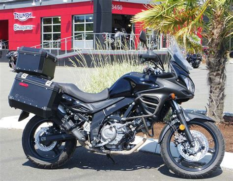 2012 Suzuki V-strom 650 Abs Adventure Motorcycle From Port