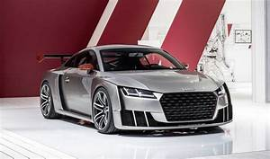 2016 Audi Tt Clubsport Turbo  Price  Specs  Review And Photos