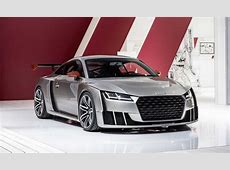 2016 Audi TT Clubsport Turbo Price, Specs, Review and Photos
