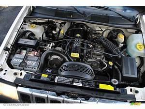 1998 Jeep Grand Cherokee Laredo 4x4 Engine Photos