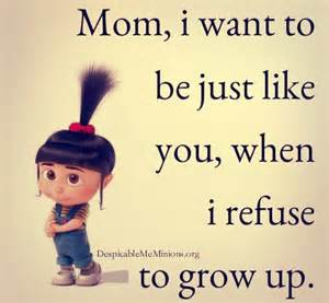 Mother Like Daughter Funny Quotes