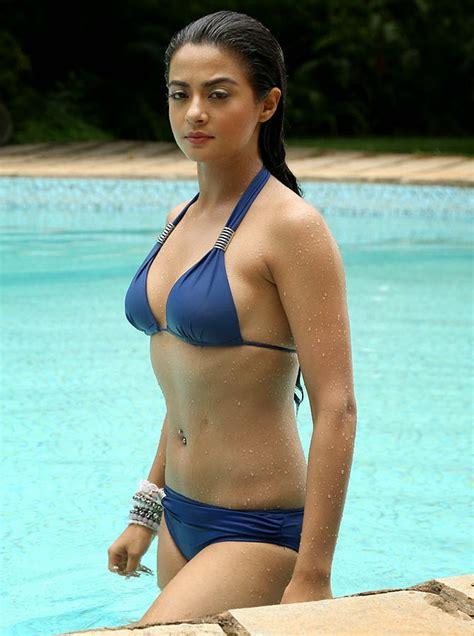 surveen chawla bikini surveen chawla latest images hot bikini stills hd