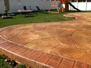 Stamped Concrete Cleveland Ohio Image