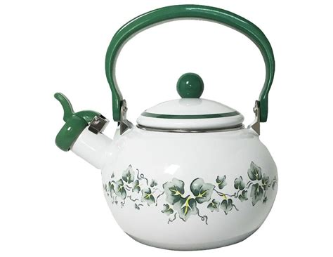 kettle tea whistling stovetop corelle safe steel qt pattern choose kettles coffee