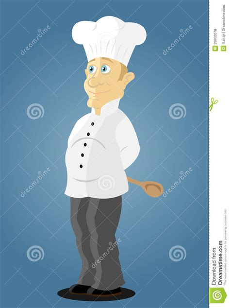 chef de cuisine chef de cuisine stock photo image 28803070