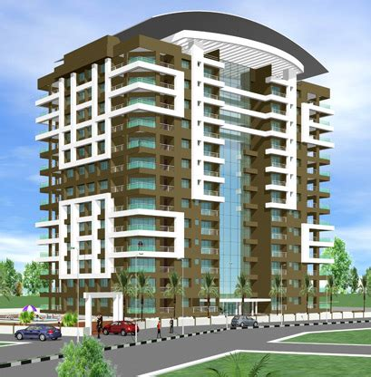 Siliconia Apartment Mangalore Address by Abhiman Heights Airport Road In Blueberry Mangalore