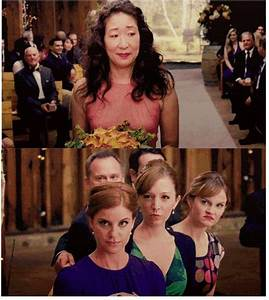 Grey's Anatomy - April's Sisters staring down Cristina ...