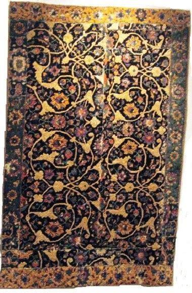 tappeti herat herat una manifattura scomparsa tappetorientale