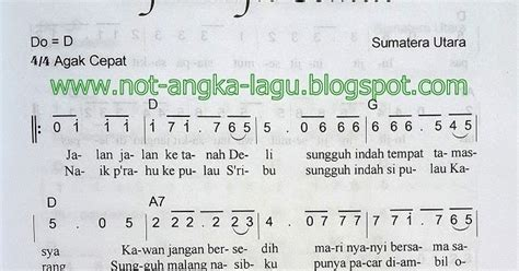 potong bebek angsa not angka not angka lagu injit injit semut kumpulan not angka lagu