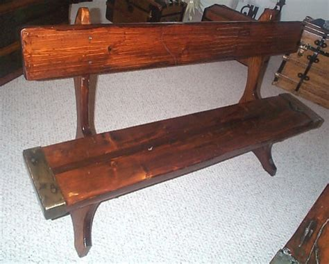 small nautical table ls nautical furniture of liberty ship wooden hatch covers for