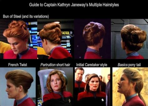 Kate Mulgrew Talks Sex And Seven Of Nine On 'star Trek