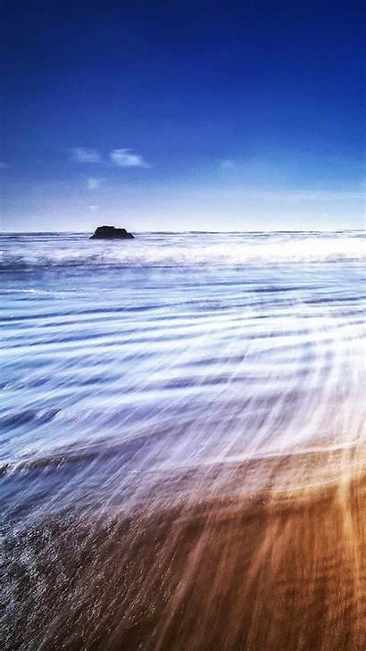 Iphone Beach Waves Wave Lik Peter Wallpapers