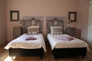 Chambre 2 Photo 36 La Chambre 2 Avec Deux Lits Simples