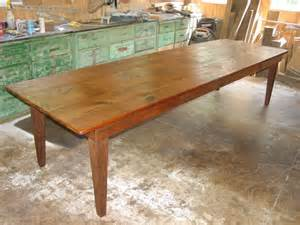 kitchen island farm table primitivefolks pine tables custom farm tables harvest tables kitchen islands more