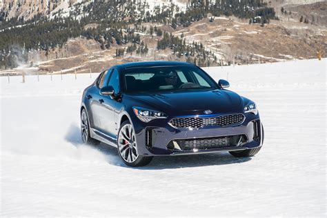 kia stinger review ratings specs prices