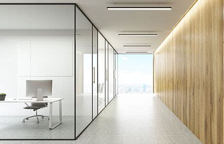 commercial interior glazing bmg glass