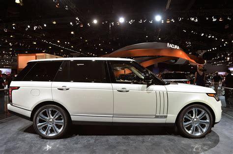 2018 Land Rover Range Rover Autobiography Black La 2018