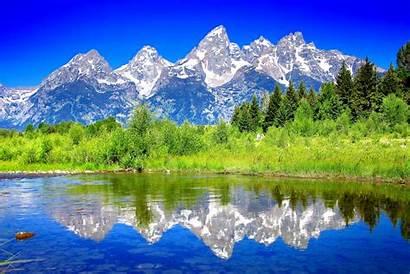 Teton Grand Wallpapers Range Mountain Mountains Desktop
