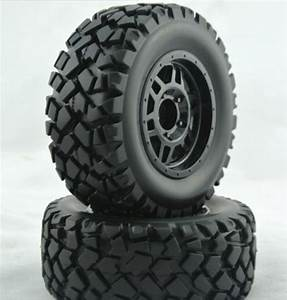 4pcs Hex 12mm Wheels  U0026 Tires For Losi Hpi Redcat Hobao Hsp