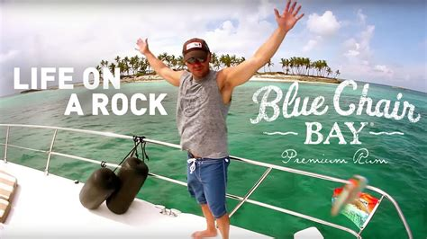 Kenny Chesney Blue Chair Bay by Kenny Chesney S Blue Chair Bay On A Rock