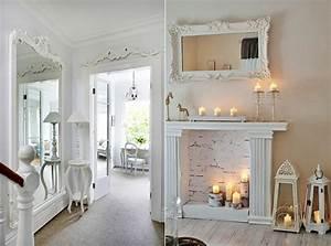 Deko Ideen Fürs Wohnzimmer : vintage deko ideen in wei freshouse ~ Bigdaddyawards.com Haus und Dekorationen