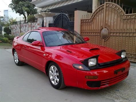toyota celica 1992 of xcaliber member ride 12095 pakwheels
