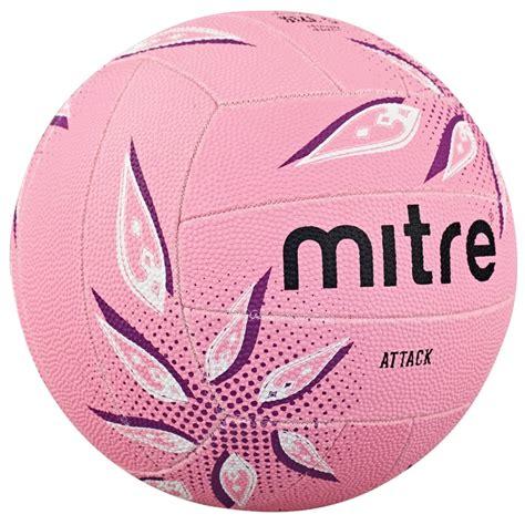 Mitre Attack Netball | Mitre Training Netballs | Mitre.com