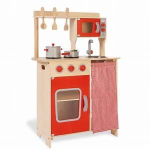 Kinderkuchen kinderkuche rike aus holz mit zubehor von for Pinolino kinderküche