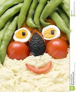 Fun food stock photo. Image of arrangement, broad, tomato - 6441572
