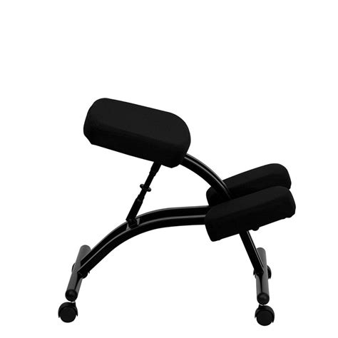 ergonomic kneeling desk chair ergonomic kneeling posture office chair