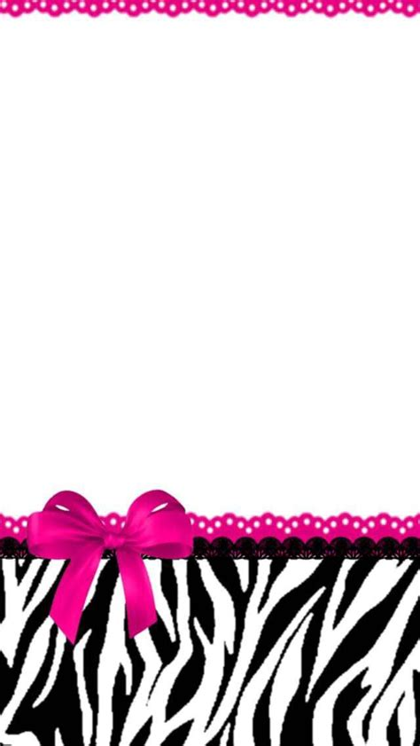 Pink And Black Animal Print Wallpaper - animal print pink wallpapers animales y