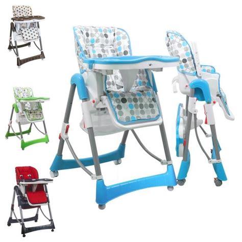 prix chaise haute chaise haute enfant pliable réglable hauteur dossier et